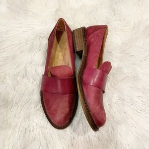 Free People Merit Leather Loafer